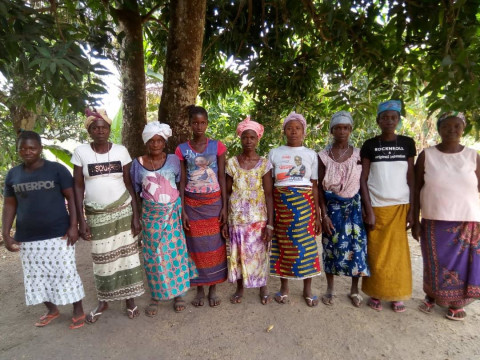 photo of Sanoh's Best Female Farmers Group