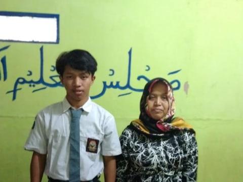 photo of Uus Usniyah