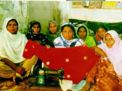 photo of Fozia's Group