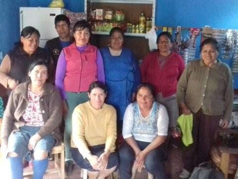photo of Inmaculada Concepcion De Qosqo Ayllu Group