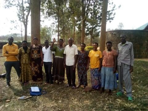 photo of Abizeranye B Group
