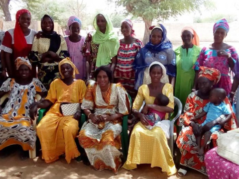 photo of Codou's Group