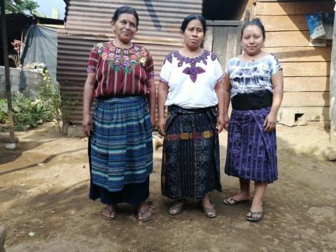 photo of Grupo Solidario Yoxaja Group