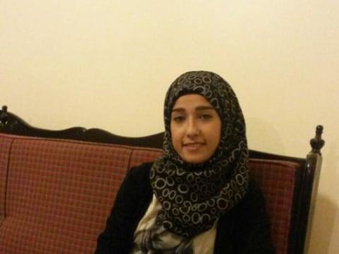 photo of Zainab