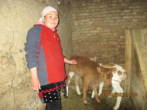 photo of Zhanara