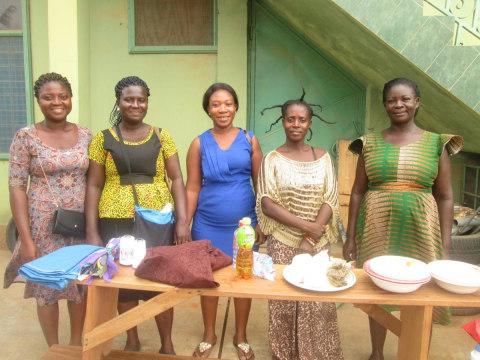 photo of Adeshia Mba Group