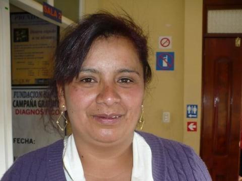photo of María Mercedes