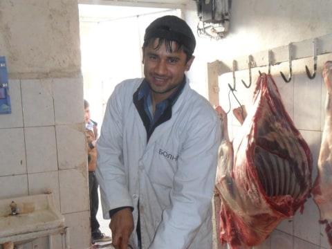 photo of Ididbek