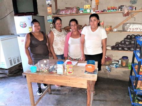 photo of Mujeres Esforzadas Group