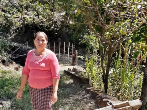 photo of María Irma