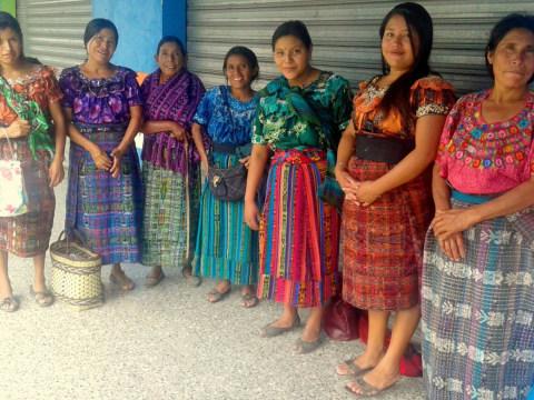 photo of Trabajadoras De Pasaul Group