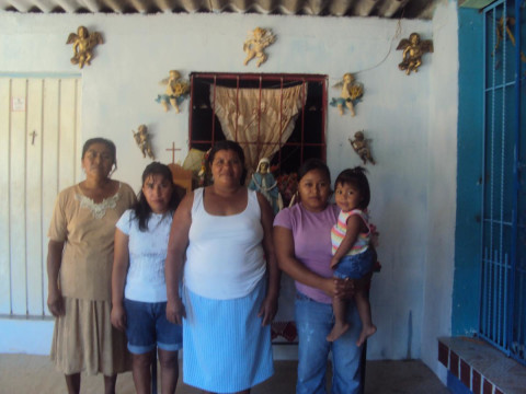 photo of Emiliano Zapata Jicayan Group