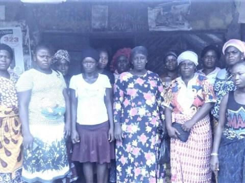 photo of Kadiatu's Recovery Group
