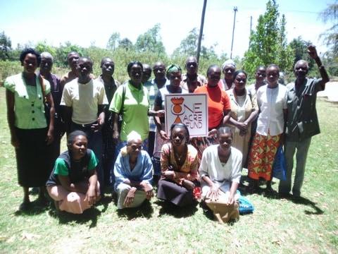 photo of Maendeleo Farmers Group
