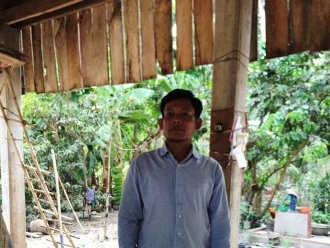 photo of Chhoeun