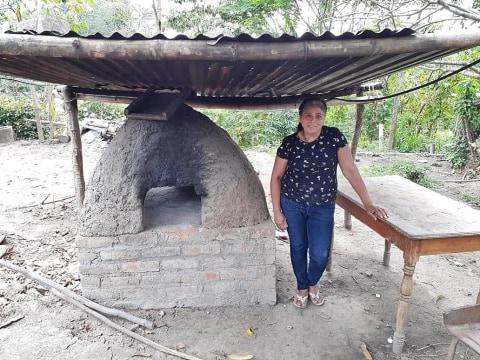 photo of Dora María