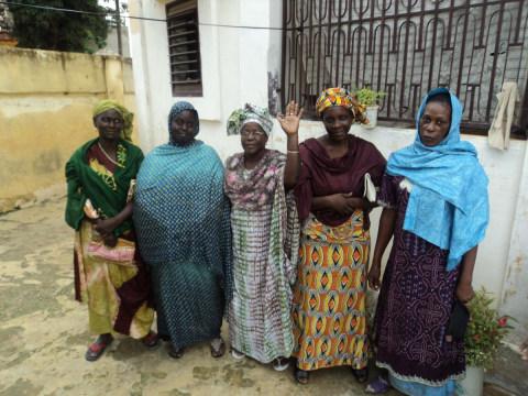 photo of Ndeye Khady's Group