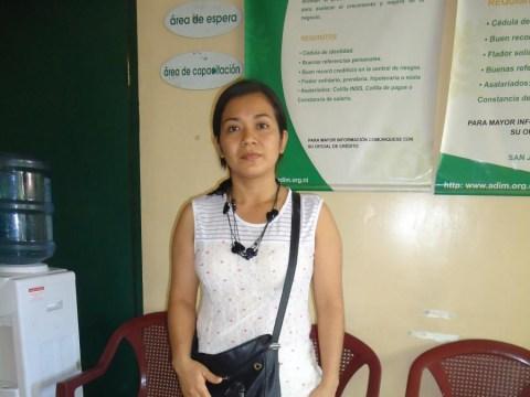 photo of Oneyda Antonia