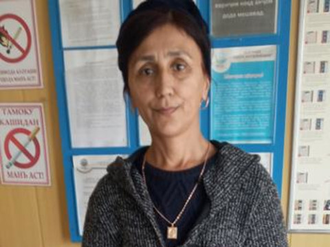 photo of Gulchehra