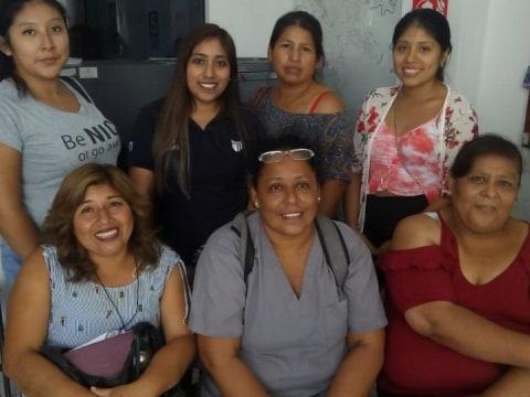photo of Manos Unidas Group
