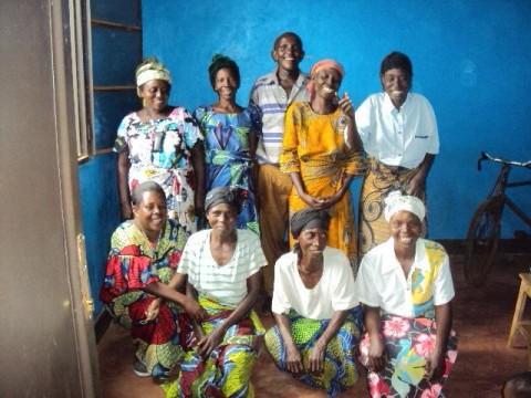 photo of Abashizehamwe Group