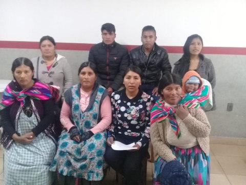 photo of Kantutitas Triunfadoras Group