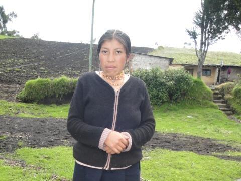 photo of María Fabiola