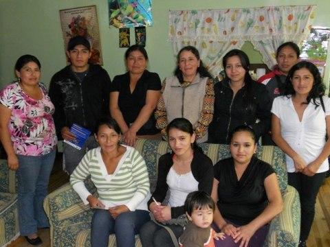 photo of Más Que Vencedoras  (Azoguez) Group