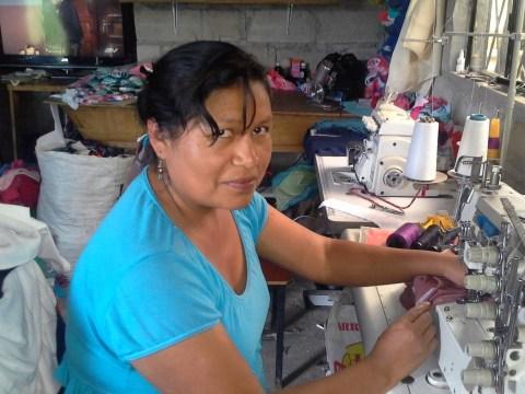 photo of Maria Beatriz