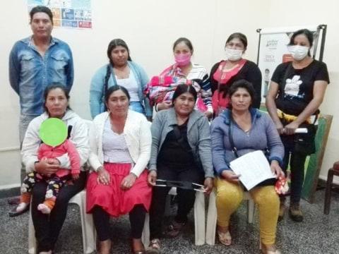photo of Virgen De Surumi Group