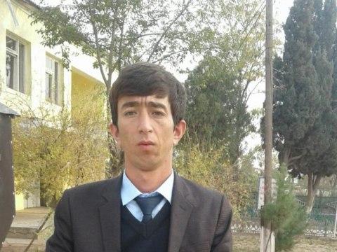 photo of Huchamurod