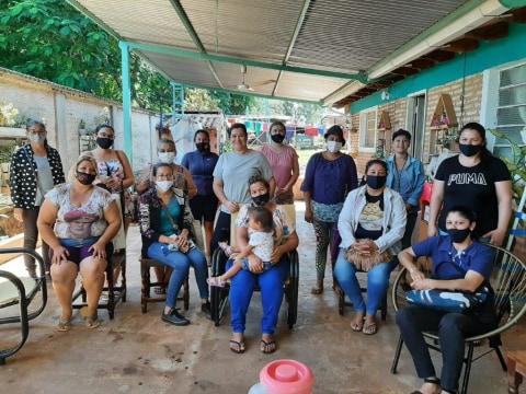 photo of Kuña Guapa Ay E Group