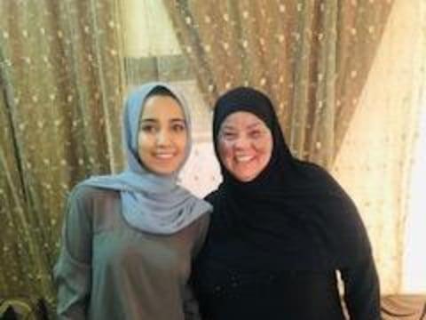 photo of Aminah