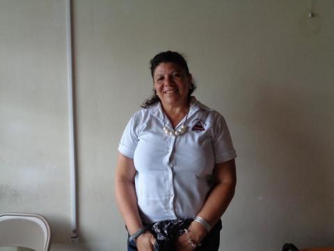 photo of Damaris Primitiva