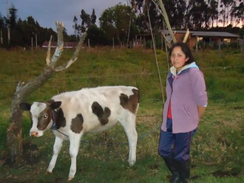 photo of Liceth Carolina