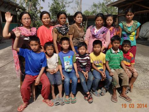 photo of Little Seed Preparatory School (D) Group
