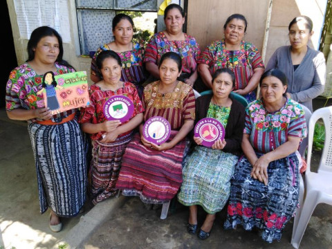 photo of Mujeres De Xepatan Group