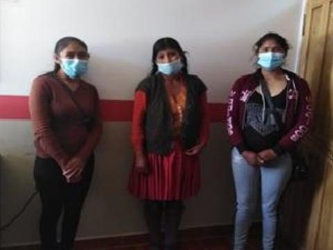 photo of Las Chispitas Rb Group