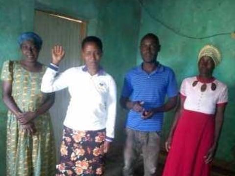 photo of Umwete Kageyo Group