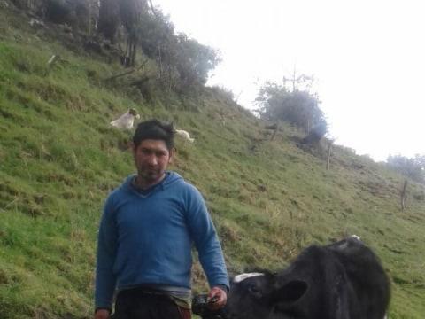 photo of Francisco Efrain
