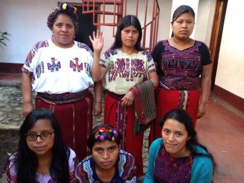 photo of Tejedoras 2 Group