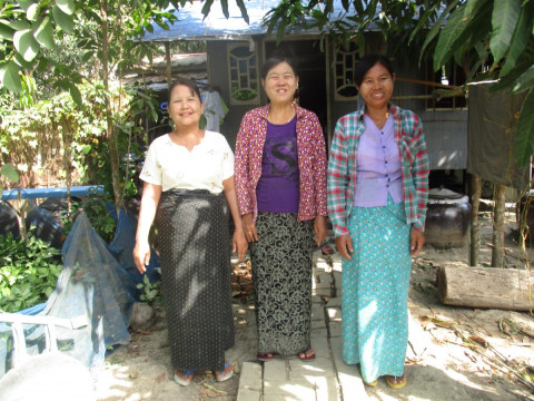 photo of Khin's Group