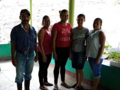 photo of Las Cosechadoras- Chichiguas Group