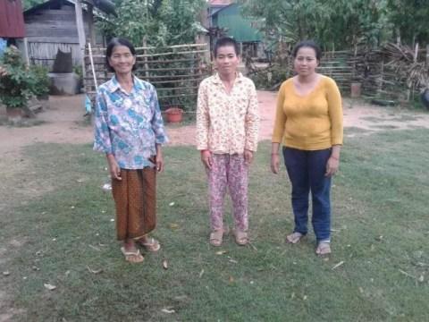 photo of Samnang's Group