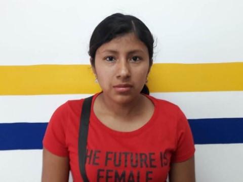 photo of Karen Alejandra