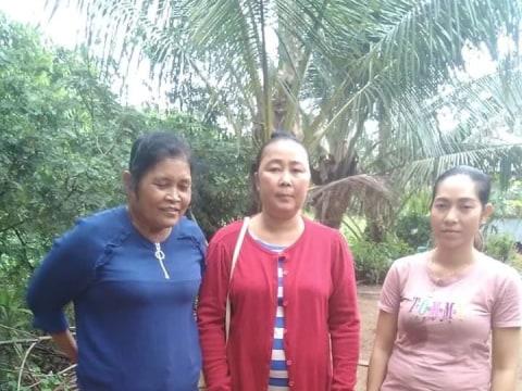 photo of Sengkorn's Group