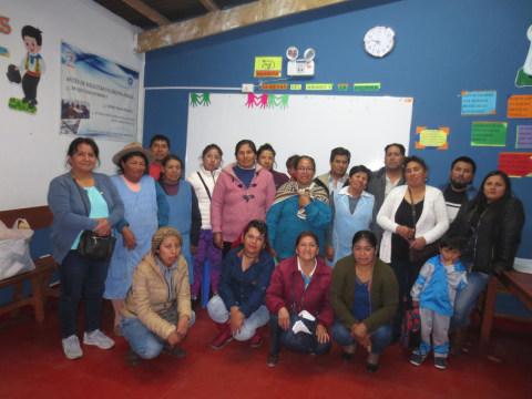 photo of Wayna Taucaray Iii Group