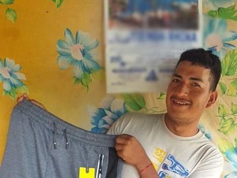 photo of Pedro Isaías