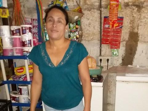 photo of Heidy Roxana