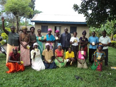 photo of Kacungiro United Women Group